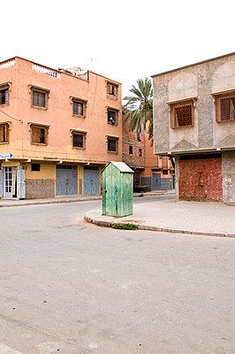 Street scene in Morocco - p6120251 by Pierre c.