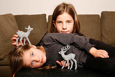 Schwestern - p1650834 von Andrea Schoenrock