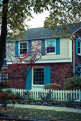 Vorstadthaus in Detroit - p1170m2145246 von Bjanka Kadic