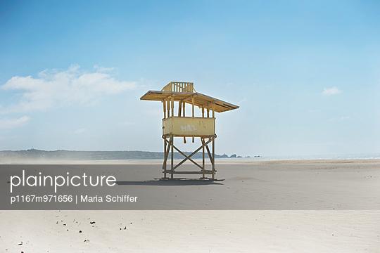 Strand Aussichtspunkt  - p1167m971656 von Maria Schiffer