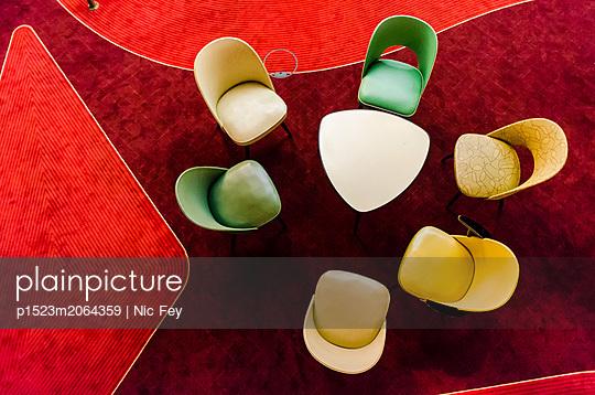 Designer chairs - p1523m2064359 by Nic Fey