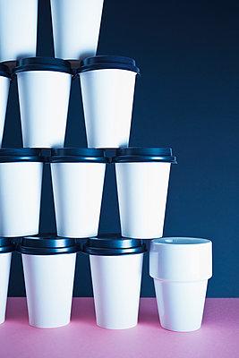 Kaffeebecher - p1149m2086684 von Yvonne Röder