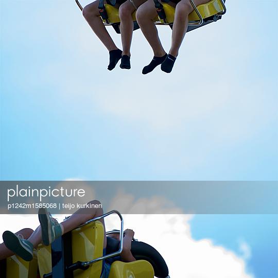 Menschen in der Luft - p1242m1585068 von teijo kurkinen