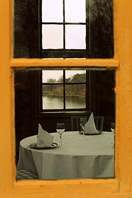 The table setting - p1063m1132340 by Ekaterina Vasilyeva