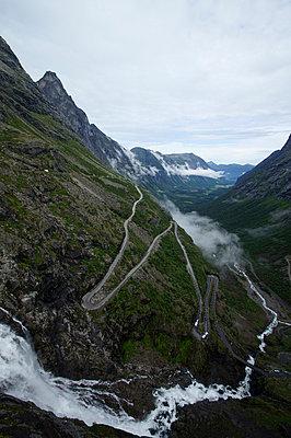 Geirangerfjord - p1620071 von Beate Bussenius
