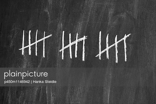 Abzählen    - p450m1146942 von Hanka Steidle