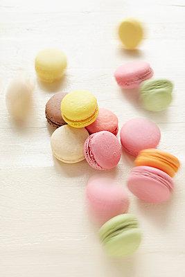 Macarons - p464m668699 von Elektrons 08
