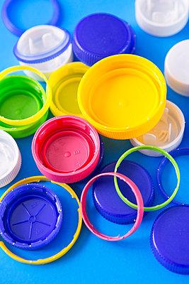 Plastic waste - p1149m2122038 by Yvonne Röder