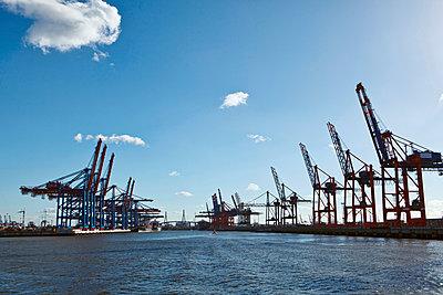 Bubendey-Ufer, Hamburg - p324m1026477 von Alexander Sommer
