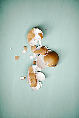 Broken eggshell - p1248m1451994 by miguel sobreira