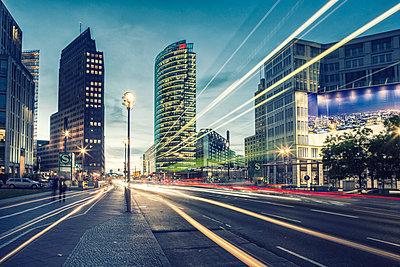Potsdamer Platz - p330m890872 by Harald Braun