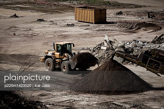 Recycling - p220m1423520 von Kai Jabs