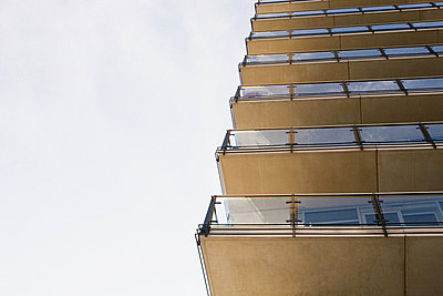 Apartment block - p9248022f by Image Source