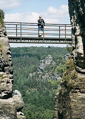 Saxon Switzerland - p1085m1105030 by David Carreno Hansen