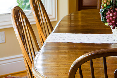 Country Style Dining Table - p5550699f by LOOK Photography