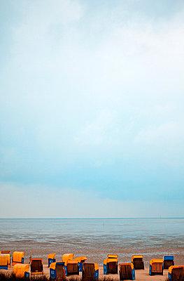 Strandkörbe - p772m882553 von bellabellinsky
