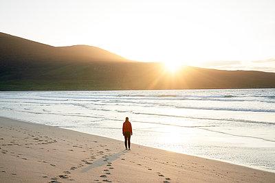 Strand auf den Hebriden - p1124m1491972 von Willing-Holtz