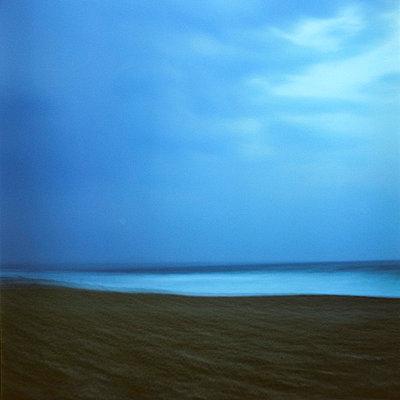 plage des corsaires (anglet) - p5677102 by Sandrine Agosti-Navarri