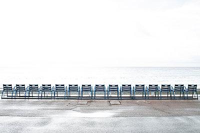 Côte d'Azur, Barrier - p1113m959677 by Colas Declercq