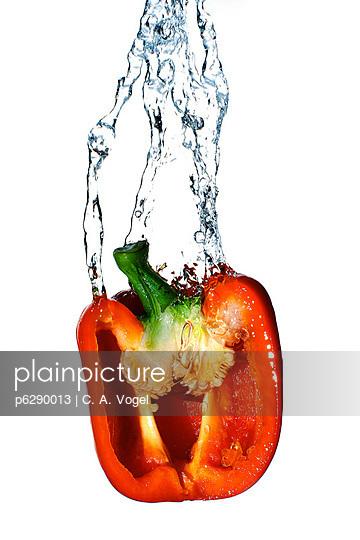 Zutaten waschen - p6290013 von C. A. Vogel
