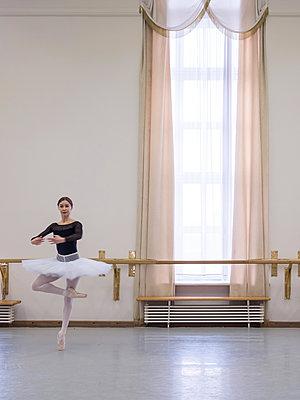 Ballett Training - p390m2053557 by Frank Herfort