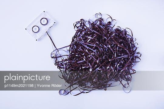 Bandsalat - p1149m2021198 von Yvonne Röder