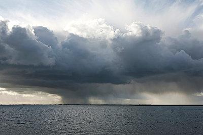 Dark clouds - p1159m944451 by Anna Rozkosny