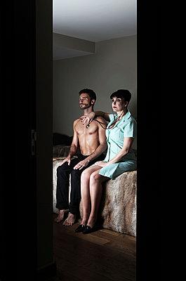 Rigid couple - p1081m902667 by Cédric Roulliat