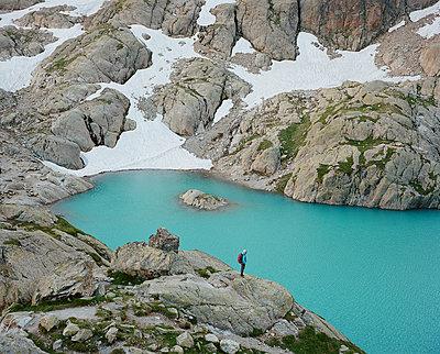 Lac Blanc - p1349m1201040 by Nicolas Blandin