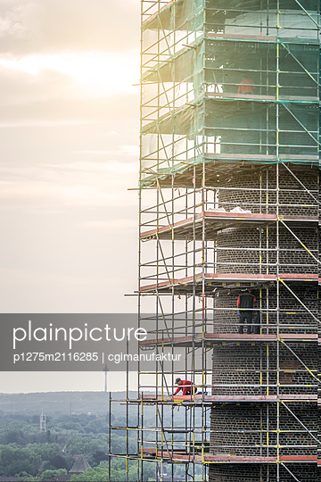 Building site - p1275m2116285 by cgimanufaktur