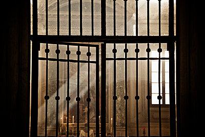 Seitenkapelle der Kirche Santa Maria Maggiore - p1065m1183398 von KNSY Bande
