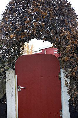 Gartentuer - p9791934 von Kriwy