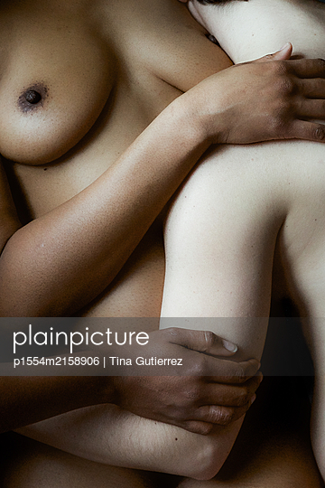 Tenderness - p1554m2158906 by Tina Gutierrez