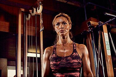 Bodybuilding - p1200m1161344 von Carsten Görling
