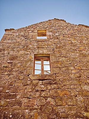 Alte Fassade - p1298m2090501 von mic