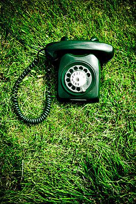 Retro Telefon - p248m816784 von BY