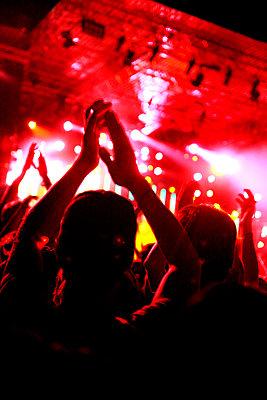 Live-Konzert auf dem Halderner Open Air Festival - p2280408 von photocake.de