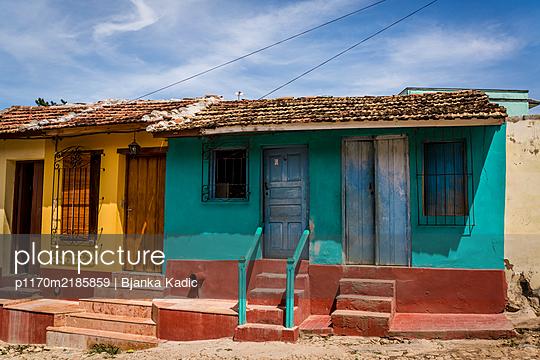 Trinidad, Cuba - p1170m2185859 by Bjanka Kadic
