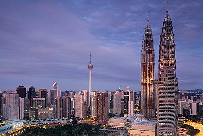 Kuala lumpur malaysia - p9249102f by Image Source