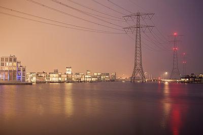 Amsterdam, IJburg - p1253m1077864 von Joseph Fox