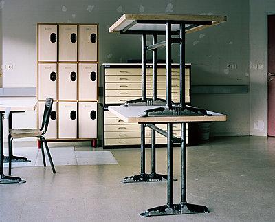 Classroom - p453m2152867 by Mylène Blanc