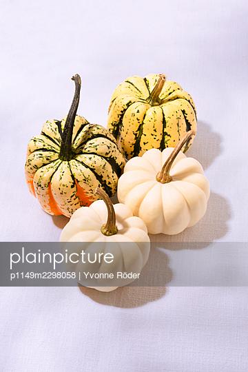 Pumpkins - p1149m2298058 by Yvonne Röder