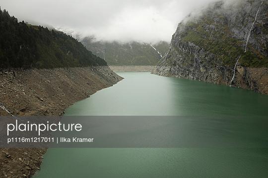 Zervreilasee - p1116m1217011 von Ilka Kramer