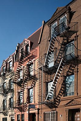 Wohnhaus Harlem - New York - p1222m2089263 von Jérome Gerull