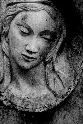 Friedhofsfigur - p4500398 von Hanka Steidle