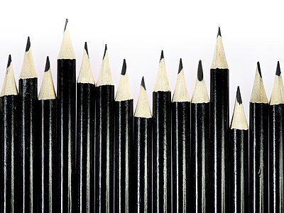 Pencils - p401m2184699 by Frank Baquet
