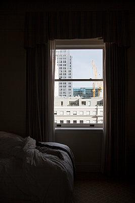 Schlafzimmer in San Francisco - p1514m2089641 von geraldinehaas