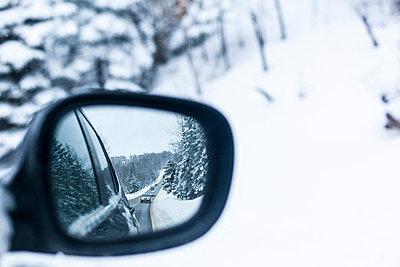 Rear Mirror - p756m787459 by Bénédicte Lassalle