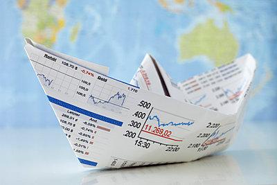 Börsenschiff - p4641889 von Elektrons 08