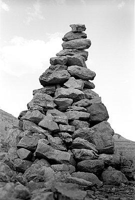 Stones - p870m753814 by Gilles Rigoulet